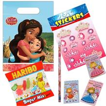 Elena of Avalor Ready Filled Party Bag with Sweets, Stickers + 2 Favours