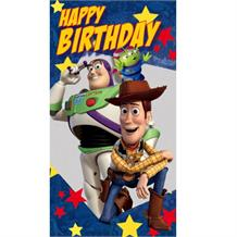 Disney Toy Story Happy Birthday Greeting Card