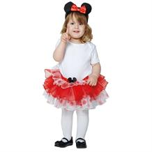 Minnie Mouse Red Baby Tutu and Headband Costume