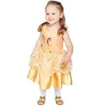 Disney Princess Belle Baby Dress with Overskirt Costume