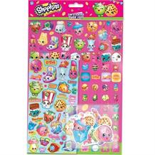 Shopkins Mega Sticker Pack 150 Stickers