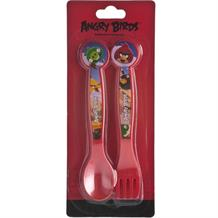 Angry Birds Cutlery | Fork | Spoon | Set