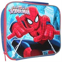 Ultimate Spiderman Insulated School Lunch Bag