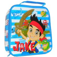 Jake Neverland Pirates Insulated School Lunch Bag