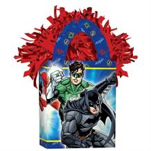 Justice League Balloon Weight Tote