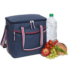 Polar Gear Navy Blue Premium Medium Family Packed Lunch Cooler