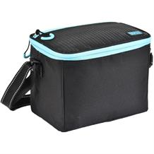 Polar Gear Active Personal Lunch Cooler Bag Blue Optic Dot