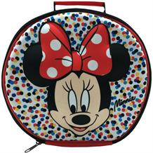 Minnie Mouse 3D Insulated School Lunch Bag