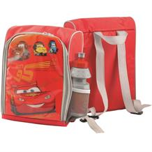 Disney Cars 2pc Insulated School Lunch Bag & Bottle Set