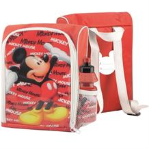 Mickey Mouse 2pc Backpack and Drink Bottle Set