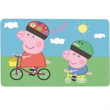 Peppa Pig Mealtime Plastic Placemat