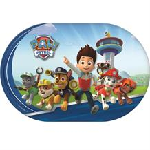 Paw Patrol Mealtime Plastic Placemat