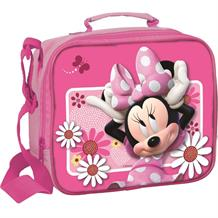 Minnie Mouse 3pc School Lunch Bag Set