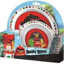 Angry Birds Movie Mealtime Tumbler | Bowl | Plate