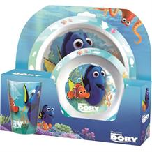 Finding Dory PP Tumbler | Bowl | Plate Mealtime Set