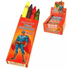 Superhero Crayon Party Bag Filler | Favours