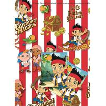 Jake Neverland Pirates Gift Wrap Packs