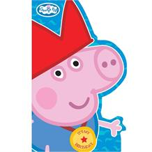 Peppa Pig George Birthday Greeting Card