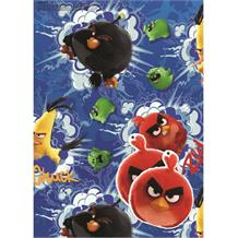 Angry Birds Movie Gift Wrap -  2 Sheets, 2 Gift Tags