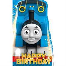 Thomas the Tank Engine 'Happy Birthday' Greeting Card