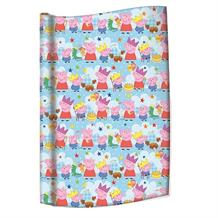 Peppa Pig Gift Wrap Roll 2M