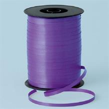 Purple Curling Balloon Ribbon