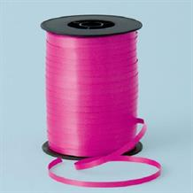 Hot Pink Curling Balloon Ribbon