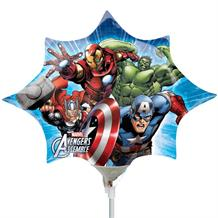 Marvel Avengers Mini Shaped Balloon