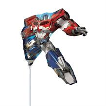 Transformers Optimus Prime Mini Shaped Balloon
