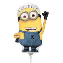 Minions Mini Shaped Balloon