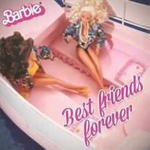 Barbie Best Friends Forever Birthday | Greeting Card