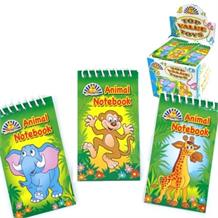 Jungle Animal Notepad Party Bag Filler | Favours