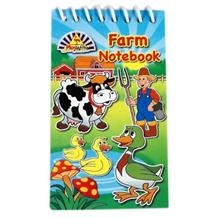 Farm Animal Notepad Party Bag Filler | Favours