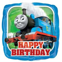 "Thomas & Friends Happy Birthday 18"" Foil 