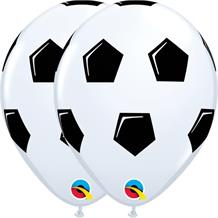 Football | Soccer 25pk Party Latex Balloons