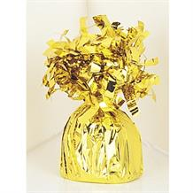 Gold Foil Balloon Weight Table Centrepiece | Decoration