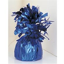 Royal Blue Foil Balloon Weight Table Centrepiece | Decoration