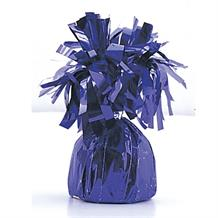 Purple Foil Balloon Weight Table Centrepiece | Decoration