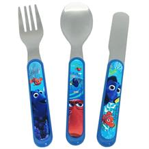 Finding Dory Cutlery | Knife | Fork | Spoon Set