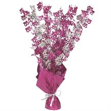 Pink Glitz 18th Birthday Party Table Centrepiece | Decoration