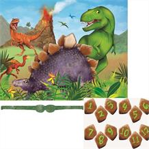 Dinosaur Jungle Party Game