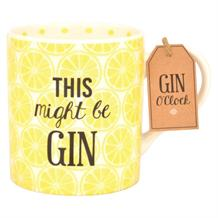 Gin | This Might Be Gin Drinking Mug | Cup
