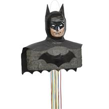 Batman Party 3D Pull Pinata