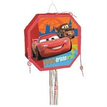 Disney Cars Pull Pinata Party Game | Decoration