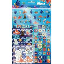 Finding Dory Mega Sticker Pack 150 Stickers