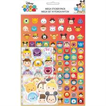Tsum Tsum Mega Sticker Pack 150 Stickers