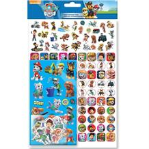 Paw Patrol Mega Sticker Pack 150 Stickers
