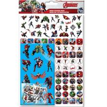 Marvel Avengers Mega Sticker Pack 150 Stickers