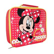 Minnie Mouse Red Insulated School Lunch Bag