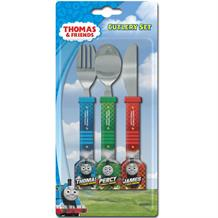 Thomas & Friends Velocity Cutlery | Knife | Fork | Spoon | Set